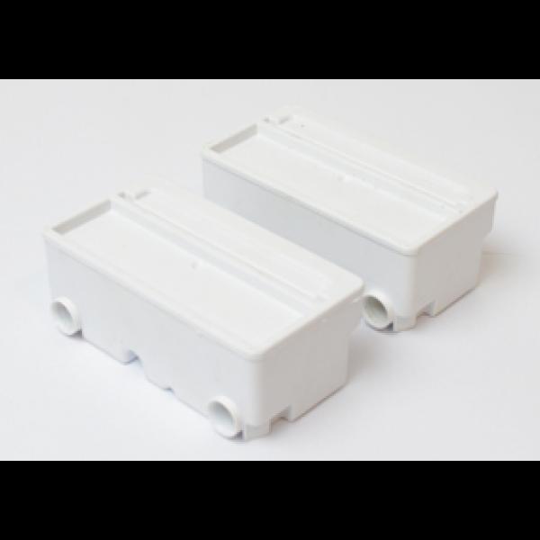 Sada 2 kusů odvápňovacích kazet pro systémové žehličky DOMO, DO7087S/DO7088S/DO7089S/DO7104S