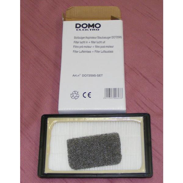 Výstupní filtr vysavače DO7259S / DO7261S / DO7271S