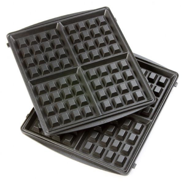 Náhradní pečící desky - 4 x vafle - pro DO9046C / DO9069C