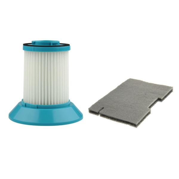 HEPA filtr a textilní výstupní filtr Gallet HF120 pro GAL ASP120