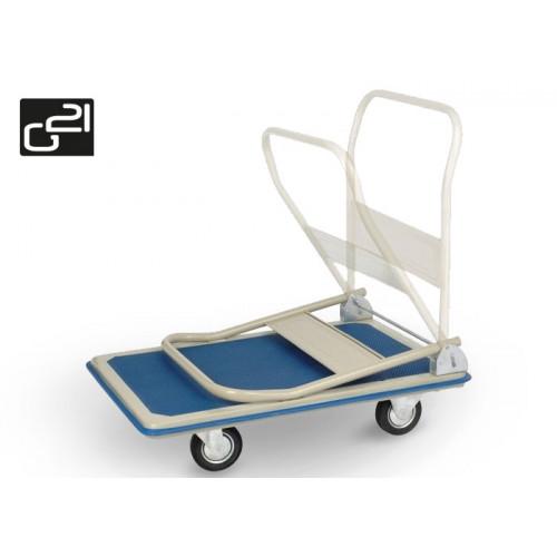 Plošinový vozík G21 150kg,