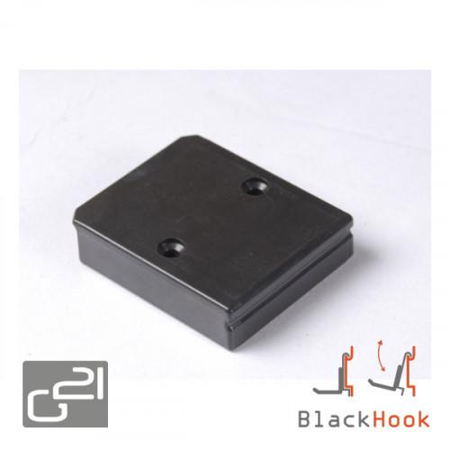 Závěsný systém G21 BlackHook spojnice lišt