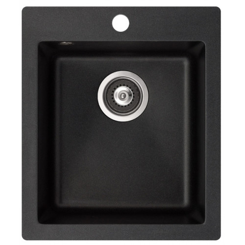 Aquasanita Simplex 100  Black metallic