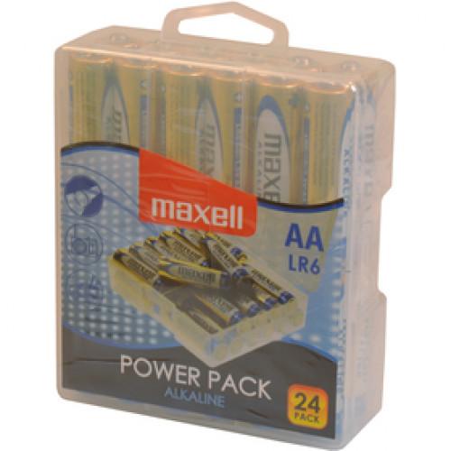LR6 24 BP POWER PACK MAXELL