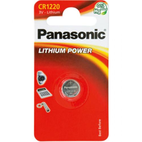 PANASONIC CR-1220 1BP Li