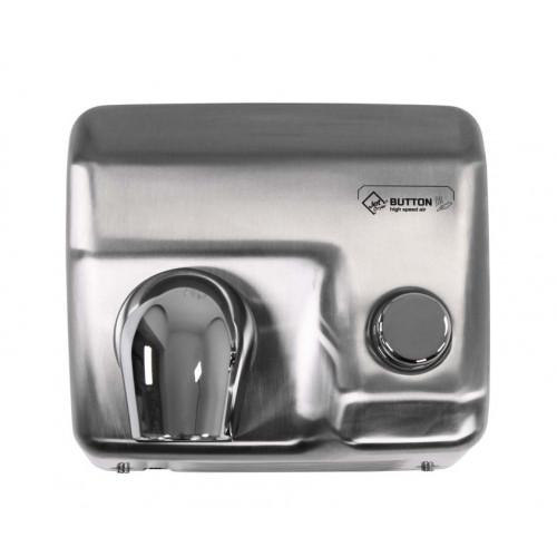 Vysoušeč rukou Jet Dryer BUTTON Stříbrný