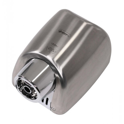 Vysoušeč rukou Jet Dryer BOOSTER Stříbrný