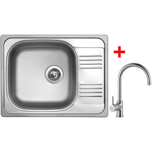 Sinks GRAND 652 V+VITALIA
