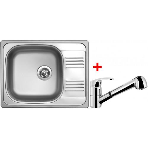 Sinks GRAND 652 V+LEGENDA S