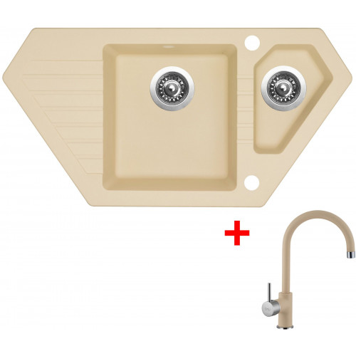 Sinks BRAVO 850.1 Sahara+VITALIA GR