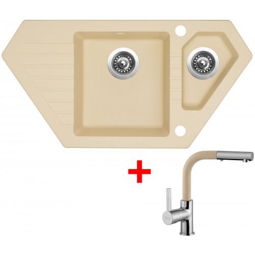 Sinks BRAVO 850.1 Sahara+ENIGMA S GR