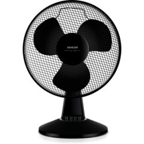 SFE 3011BK stolní ventilátor SENCOR