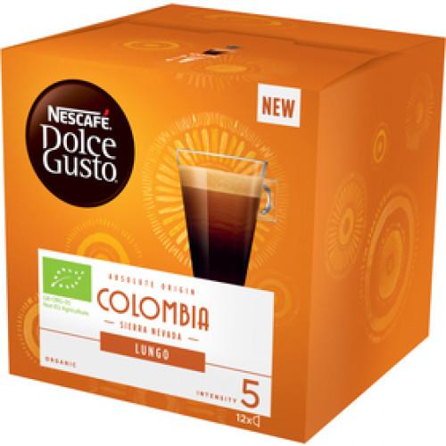 Nescafé Dolce Gusto Lungo Colombia 12 ks