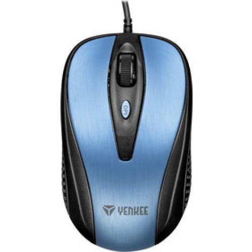 YENKEE YMS 1025BE Myš USB Quito modrá