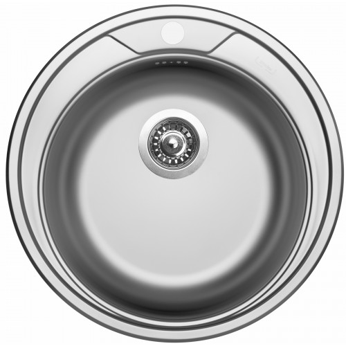 Sinks ROUND 510 V 0,6mm matný