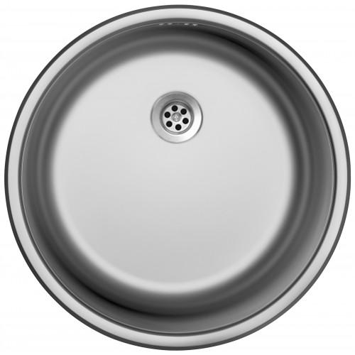 Sinks ROUND 450 M 0,6mm matný