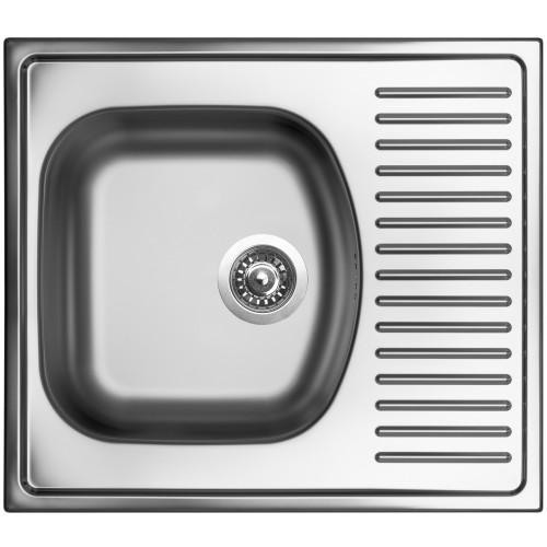 Sinks SHORT 580 V 0,5mm matný