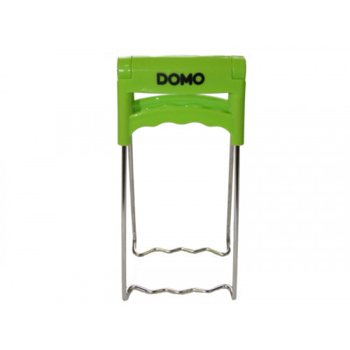Vytahovací kleště zavař. sklenic - zelené - DOMO, DO42324PC / DO42325PC / DO322W /DO323W