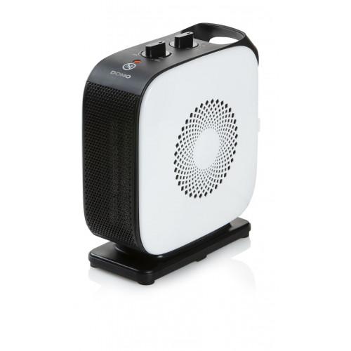 Teplovzdušný ventilátor - stolní -  DOMO DO7348H