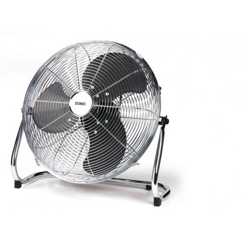 Ventilátor podlahový - celokovový - DOMO DO8131, 40 cm