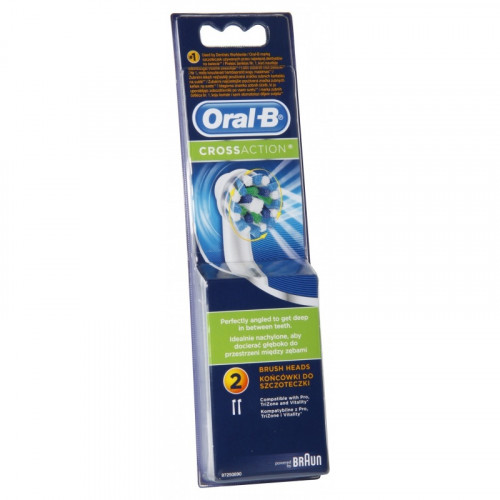 Oral-B EB 50-2 Cross Action, 2 ks
