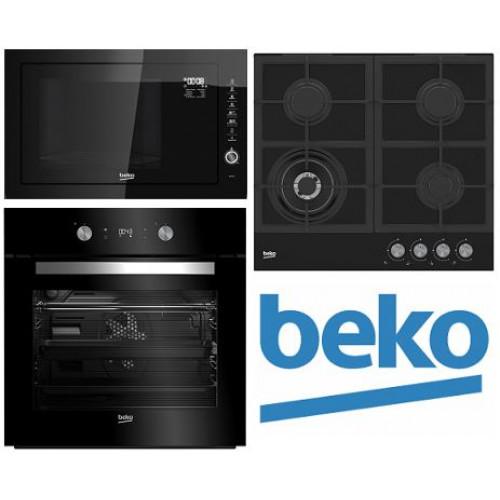 Set BEKO BIM24300BS + MGB25333BG + HILW64225S + 5 LET záruka na desku
