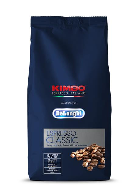 DeLonghi Espresso Classic Káva zrnková 250 g