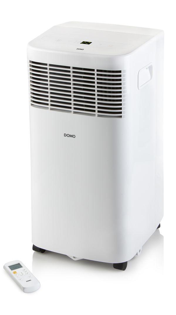 Mobilní klimatizace 5000 BTU - DOMO DO1034A, 63 dB