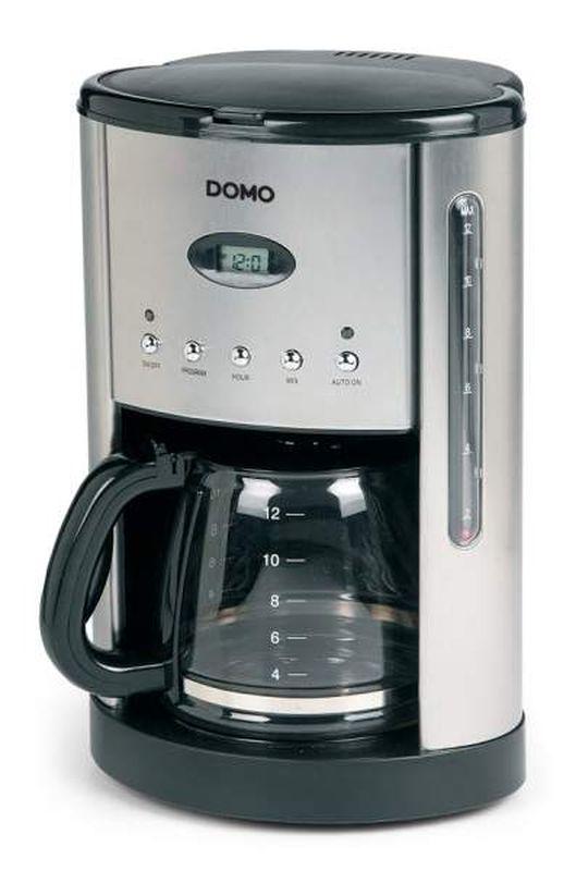Kávovar - překapávač - DOMO DO 413 KT , 1,8l, s časovačem + doprava zdarma