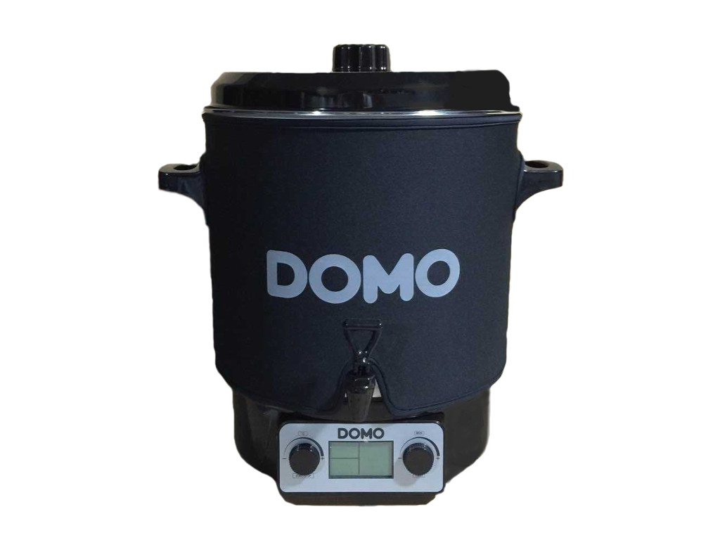 Zavařovací hrnec smaltový s termoobalem - DOMO DO42324TO + doprava zdarma
