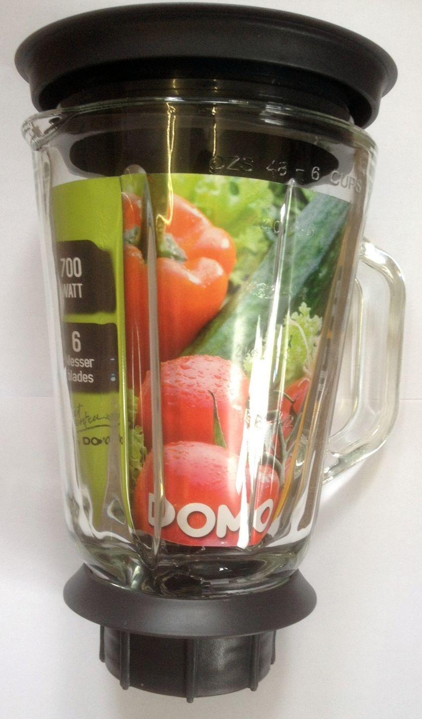 Náhradní nádoba mixéru - kompletní s nožem - k DOMO DO443BL