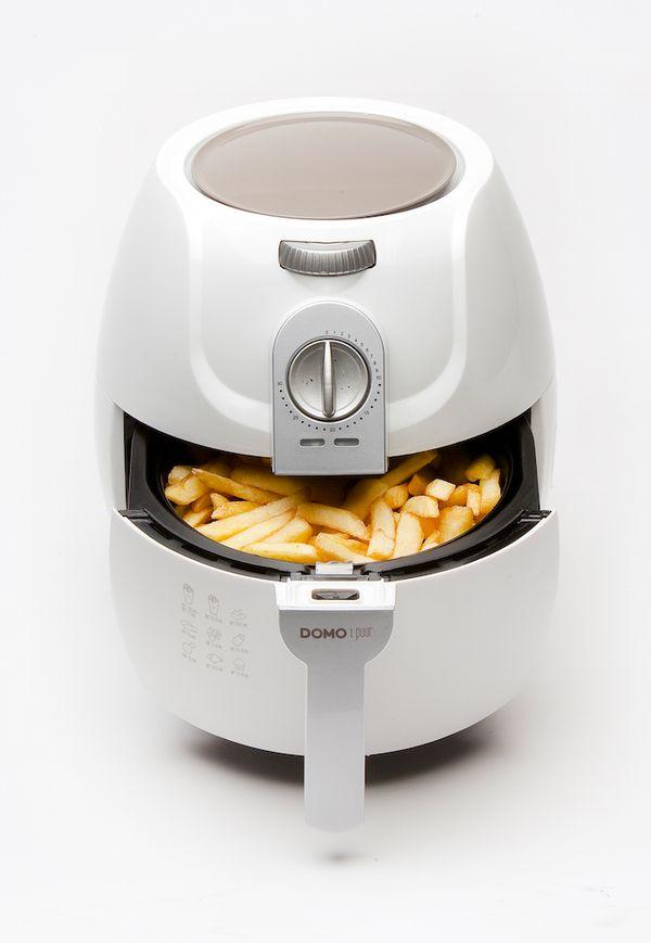 Horkovzdušná fritéza - Airfryer - DOMO DO469FR, zdravé fritování + doprava zdarma