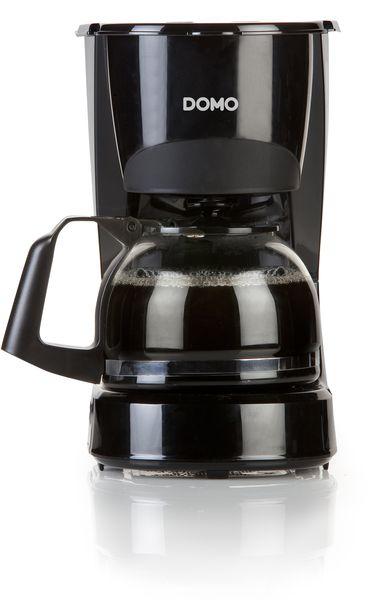 Mini kávovar - překapávač a čajovar - DOMO DO475K, 0,6 l + doprava zdarma