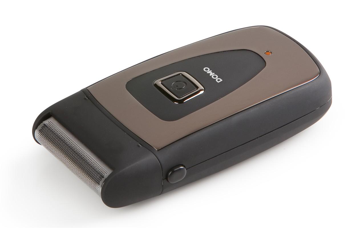 Cestovní holicí strojek s USB napájením - DOMO DO7038