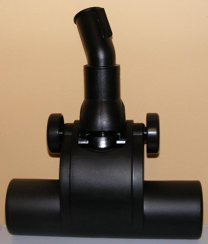 Podlahová hubice 35 mm s turbokartáčem pro vysavače DOMO