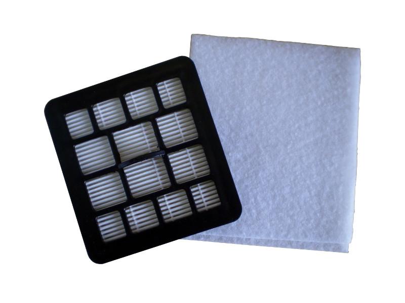 Sada filtrů pro vysavače řady DOMO Comfort