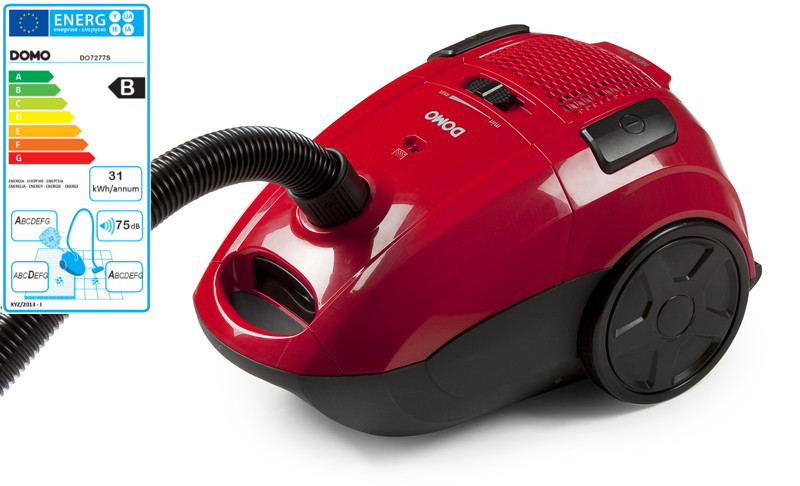 Sáčkový vysavač 2000W Eco - DOMO DO7277S, příkon: 900 W + doprava zdarma