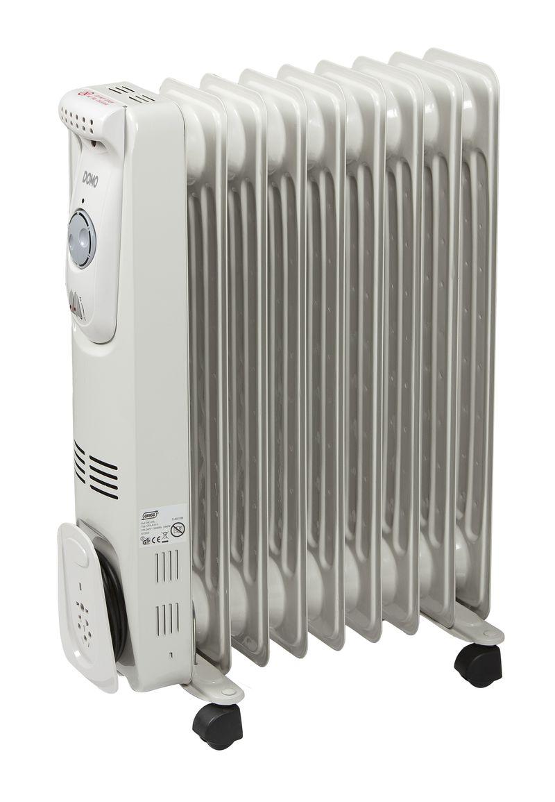Olejový radiátor - DOMO DO 7309 R