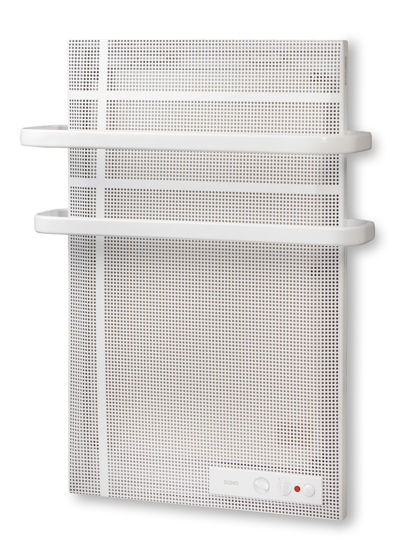 MICA topný panel do koupelny se sušákem na ručníky - DOMO DO7316M, IP24 + doprava zdarma