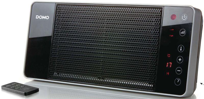 Závěsné keramické topení - DOMO DO7341H, IP21 + doprava zdarma