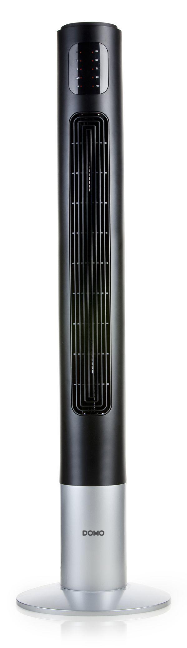 Ventilátor sloupový - s dálkovým ovládáním - DOMO DO8123 + doprava zdarma