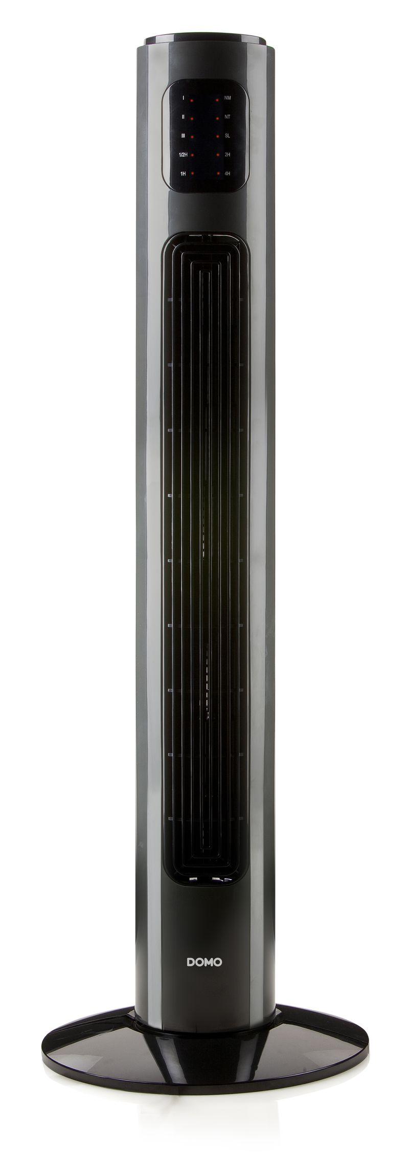 Ventilátor sloupový - s dálkovým ovládáním - DOMO DO8124 + doprava zdarma