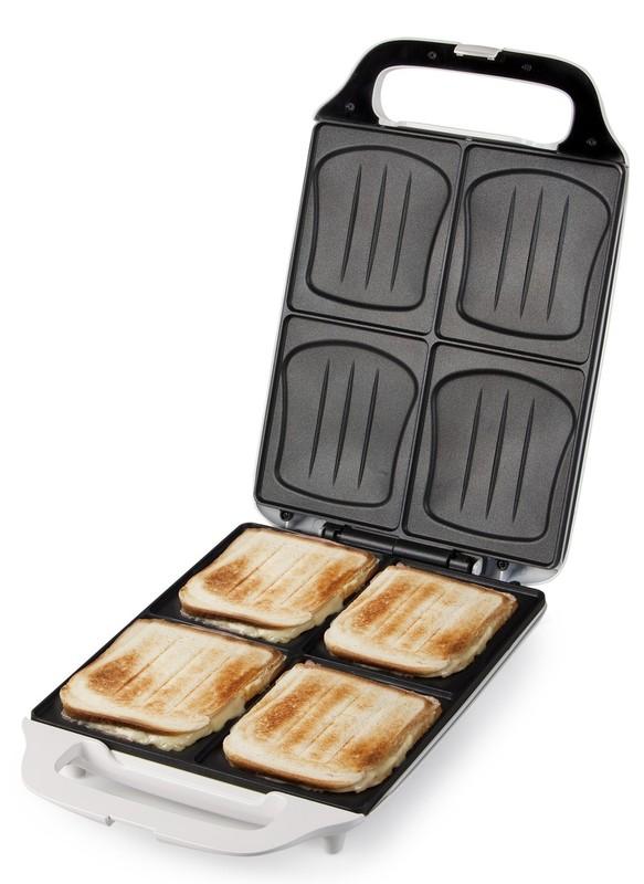 Rodinný sendvičovač XXL - DOMO DO9064C, 4 x sendvič + doprava zdarma