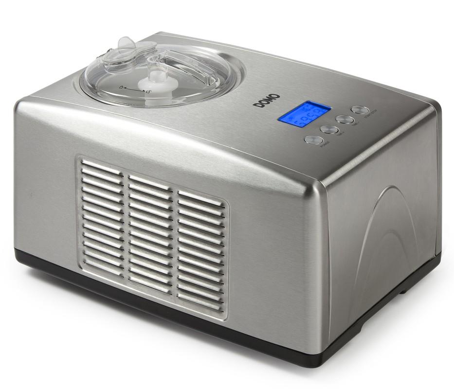 Výrobník zmrzliny - DOMO DO9066I, kompresorový + doprava zdarma