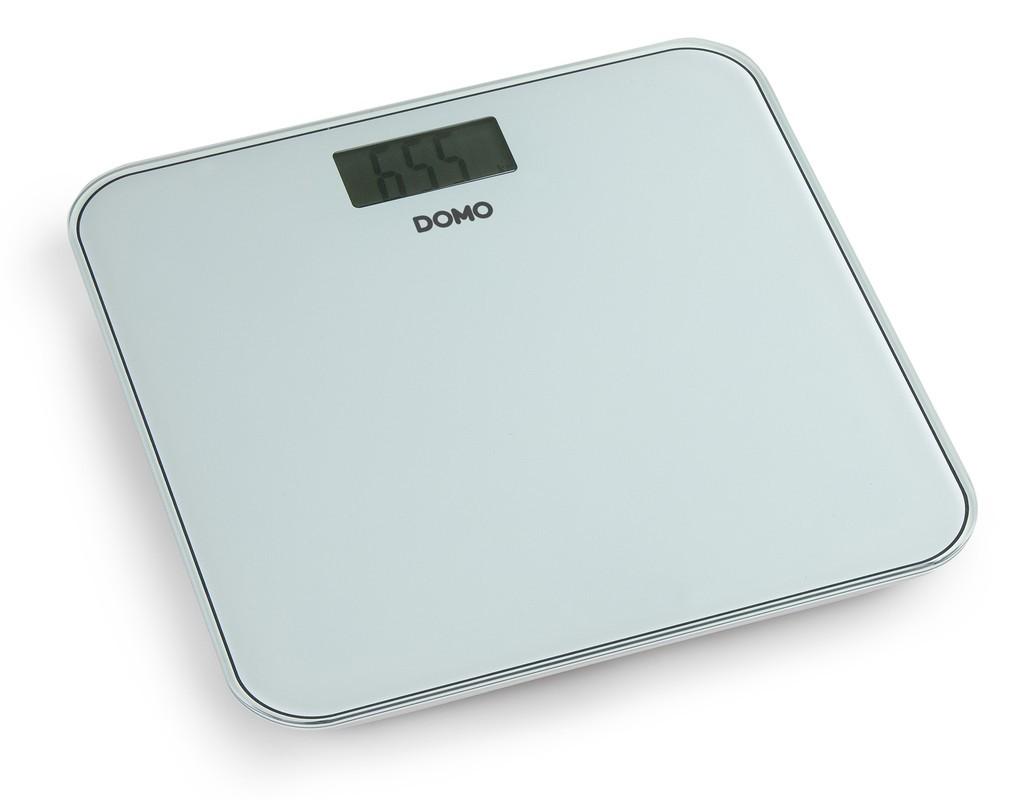 Skleněná osobní váha - DOMO DO9158W + doprava zdarma