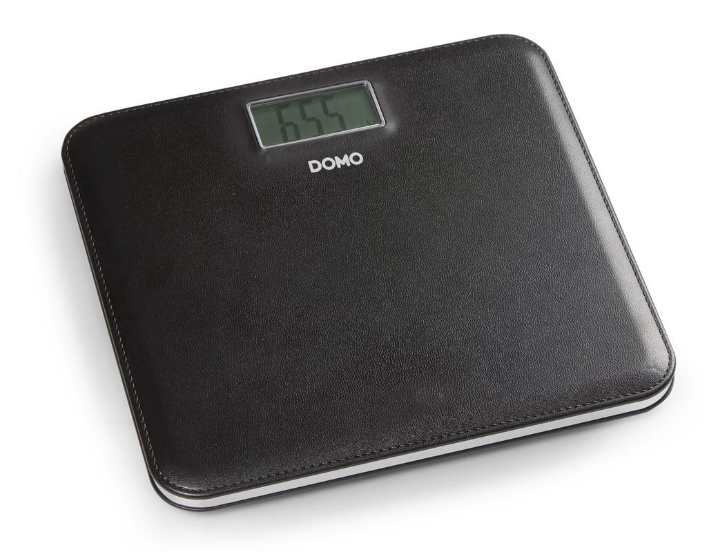Osobní váha - černá - DOMO DO9161W