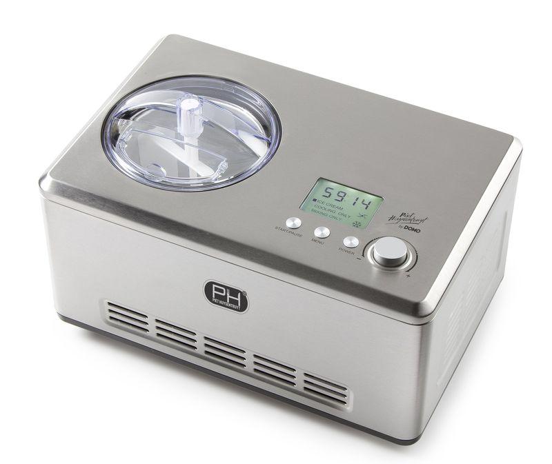 Výrobník zmrzliny - DOMO DO9201I, kompresorový + doprava zdarma