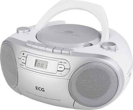 ECG R 300 U WHITE + doprava zdarma