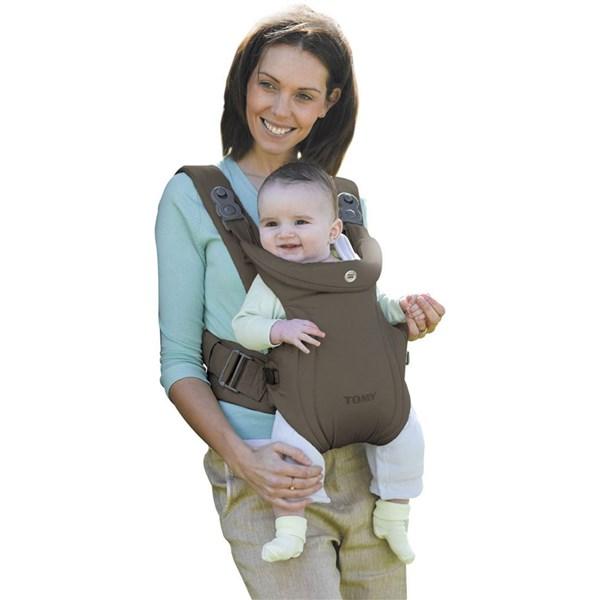 Nosička dítěteTomy Freestyle Classic, šedá + doprava zdarma