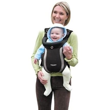 Nosička dítěteTomy Freestyle Premier, černá + doprava zdarma